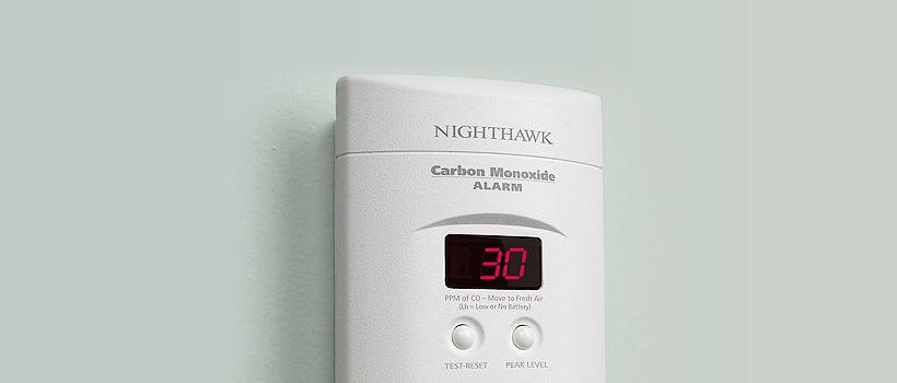 Carbon-Monoxide-Monitor